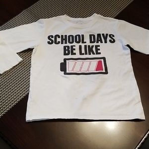 Place School Days Tee